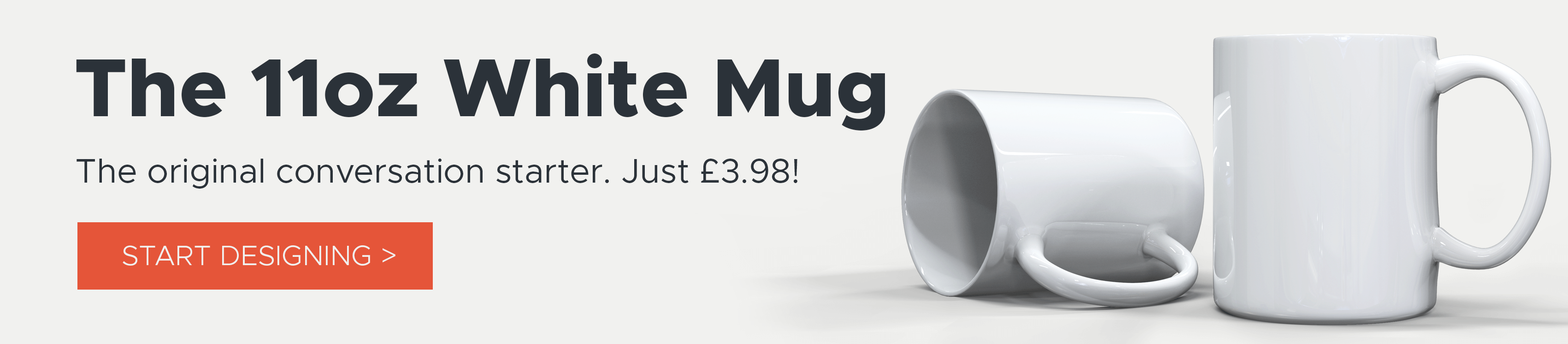 The 11oz Mug by Inkthreadable