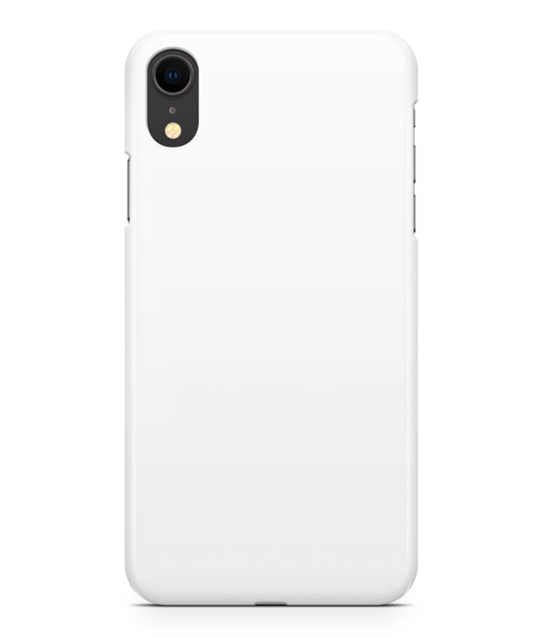 iPhone XR blank