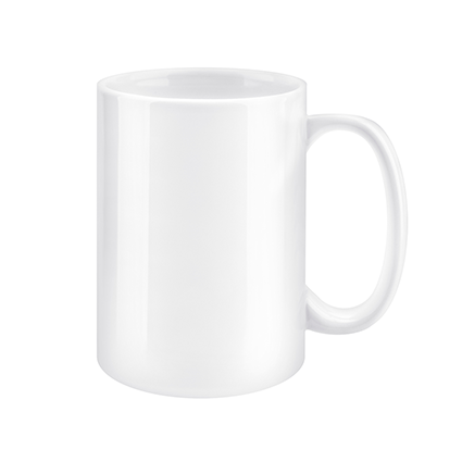 15 ounce sublimation mug