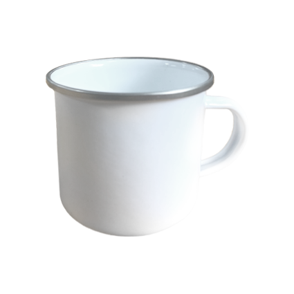 Enamel Sublimation Mug