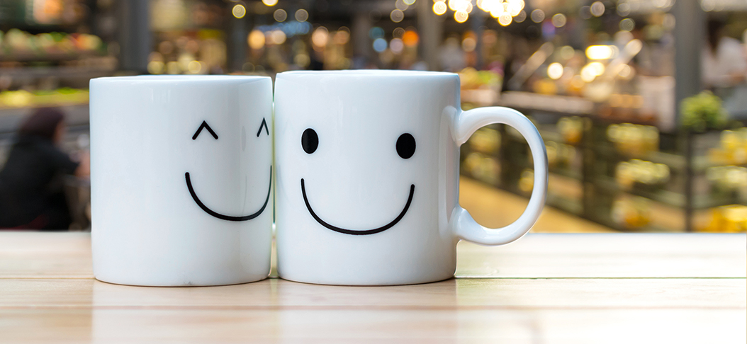 happy mugs small
