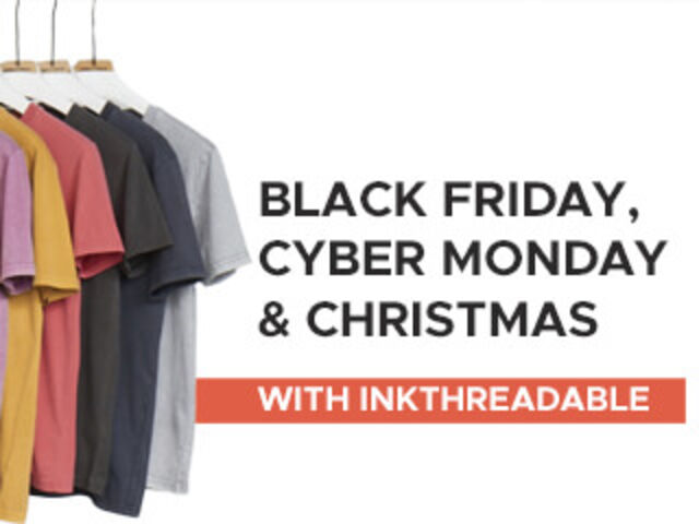 Black Friday/Cyber Monday & Christmas 2020