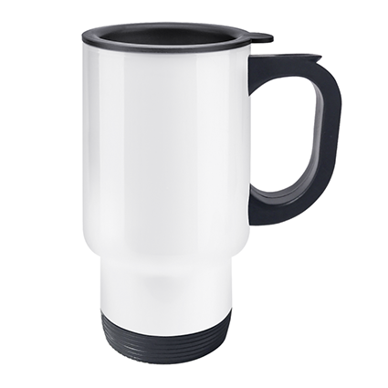 Travel sublimation mug