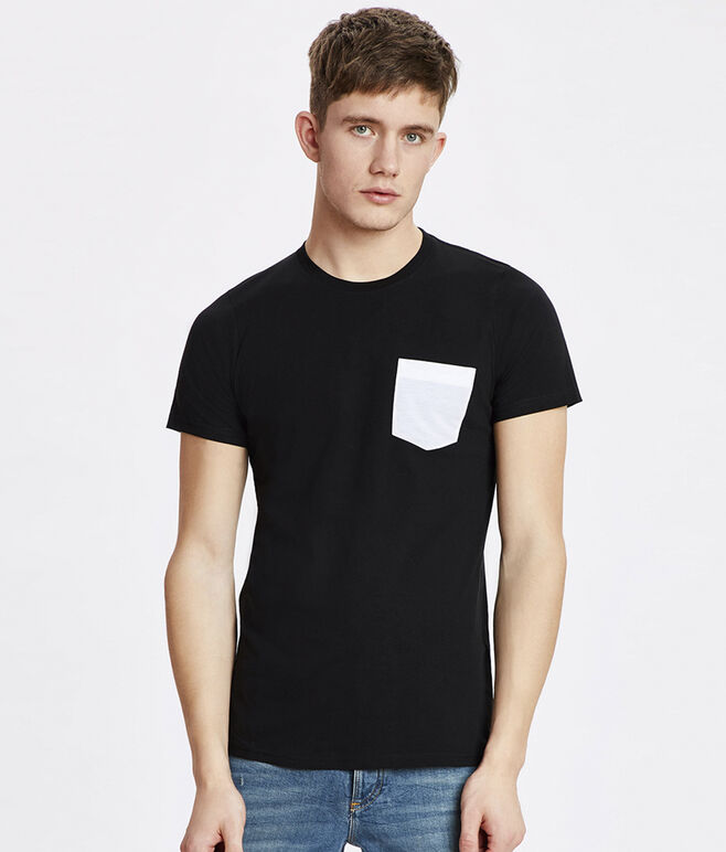 Unisex Subli Pocket Tee
