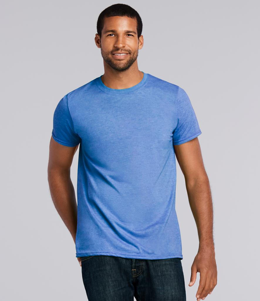 Ringspun T Shirt >> Gildan Softstyle Ringspun T Shirt