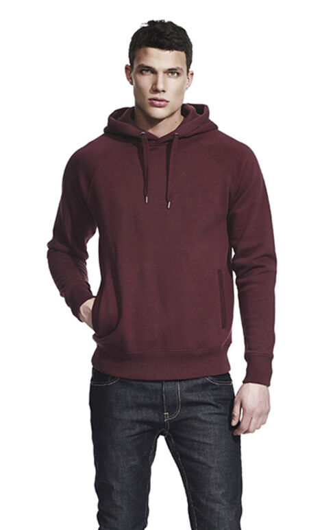 N50P Unisex Pullover Hoodie with Side Pockets